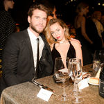 Liam hemsworth  miley cyrus